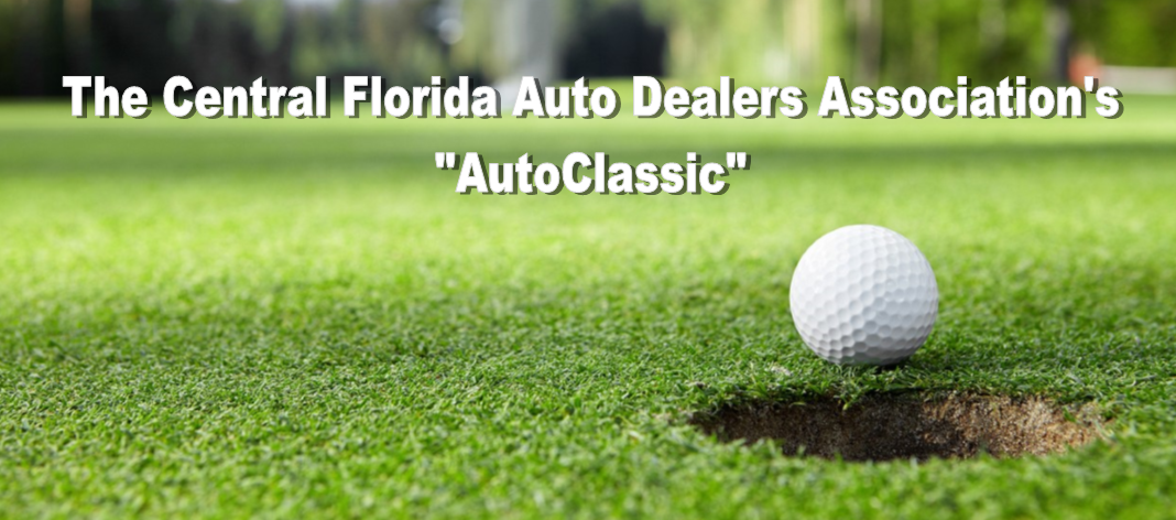 "2019 CFADA ""AutoClassic"" Golf Tournament"